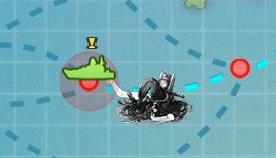 潜水艦のマークの画像です