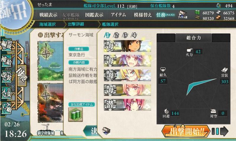 5-4 潜水艦部隊