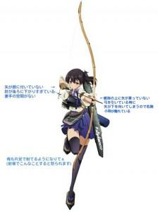 艦これのアニメ化にともなって 加賀さんの気になったとこを 弓道部なりに指摘してみた。