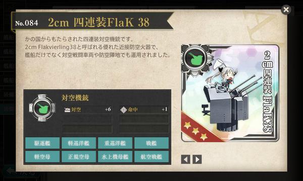 2cm 四連装 FlaK 38