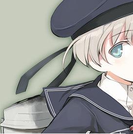 公式ツイッターアイコン海外艦