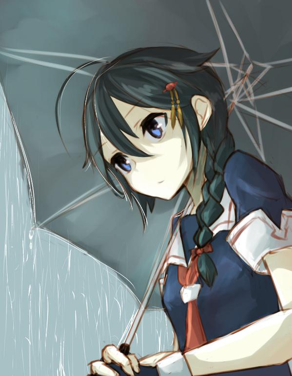 時雨 #艦これ版深夜の真剣お絵描き60分一本勝負