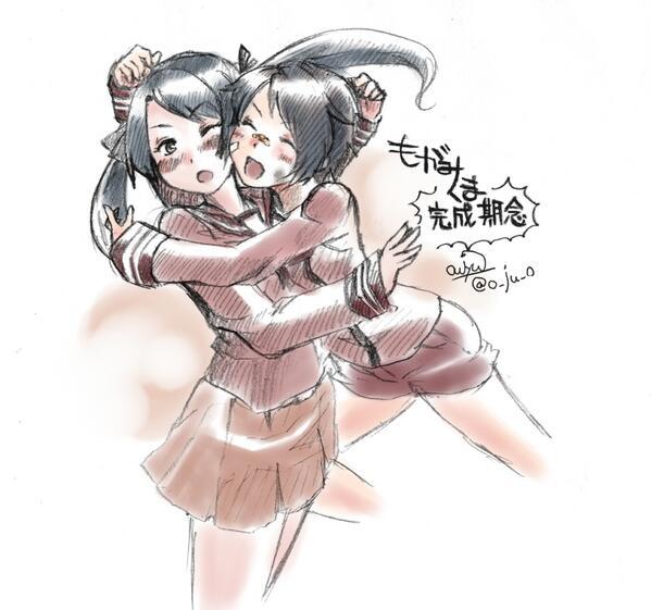 【艦これ】3ヶ月間の戦いを乗り越え最上が武蔵を差し置いてMVPを勝ち取り姫を殴り殺して三隈を拾ってきました。