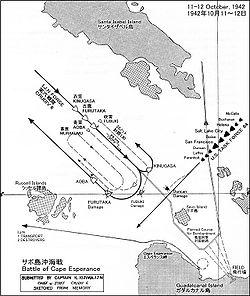 サボ島沖海戦