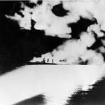 【1942年 ソロモン海戦】ガダルカナル島を巡る攻防。初の戦艦の喪失