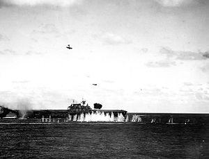 南太平洋海戦