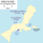 【1943年 キスカ島撤退作戦】奇跡の作戦。木村少将の戦術指揮とは
