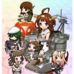 人気の艦これRPGシリーズ最新刊『建造ノ書 弐』のカバーイラストが公開