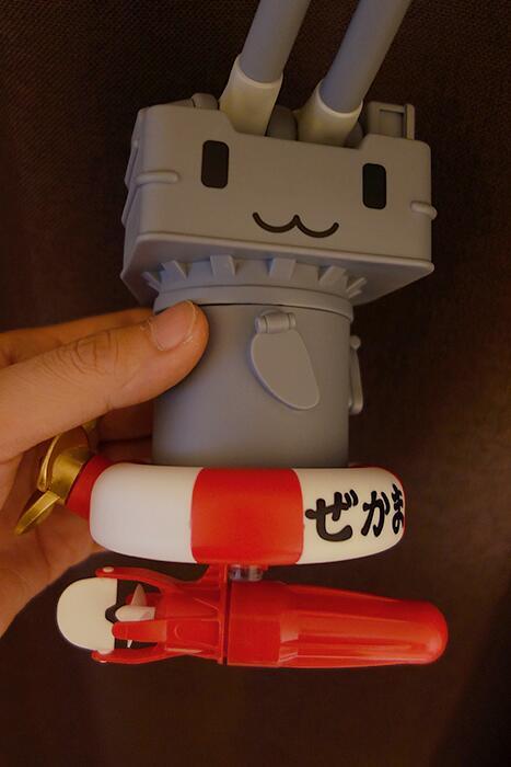しずま 連装砲ちゃん1