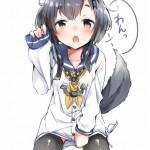 『時津風』が犬っぽくて可愛い!【イラスト】