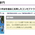 【CEDEC2014】艦これがゲームデザイン部門でノミネート 他、俺タワーは登録制限中…