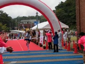 舞鶴赤レンガハーフマラソン 島風3