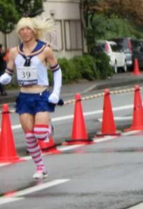 舞鶴赤レンガハーフマラソン 島風2