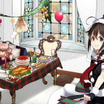 12月12日、クリスマス仕様限定グラフィック【画像】