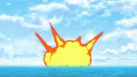 爆発の天丼ネタ面白い