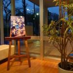 即完売したbob氏による妙高型4姉妹のキャンバスアート、20日キャンセル分を抽選販売